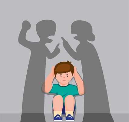 【好文分享】婚姻戰火中的犧牲者!父母離婚對孩子造成什麼影響?